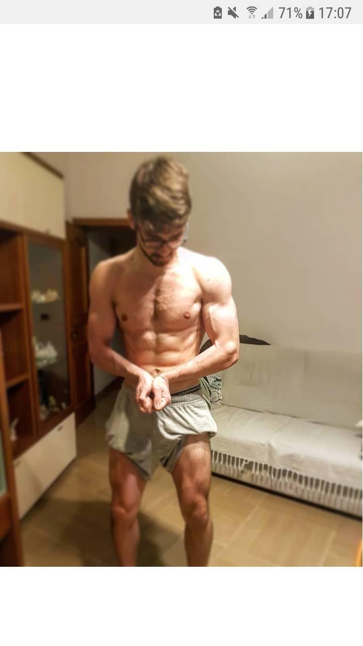 Crescita per percorso da fitness influencer