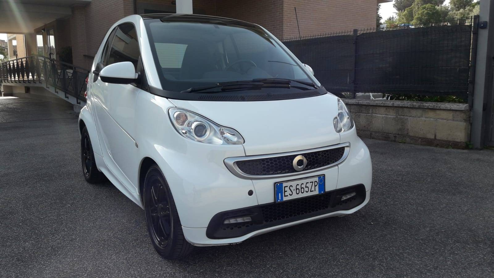 SMART FOR TWO 1.0 PASSION
