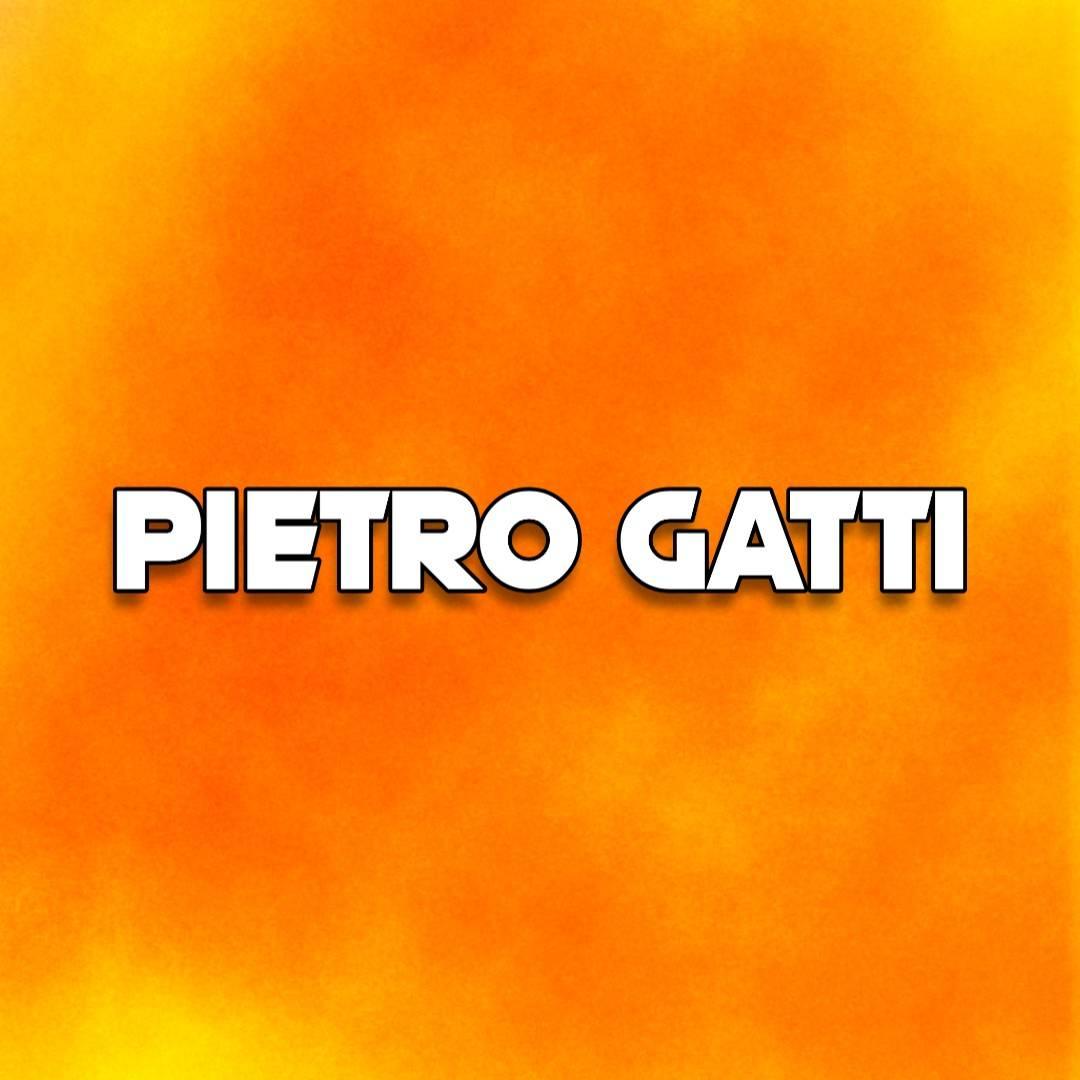 Iscriviti al mio canale — Pietro Gatti (l'immagine è come quella che ho messo)