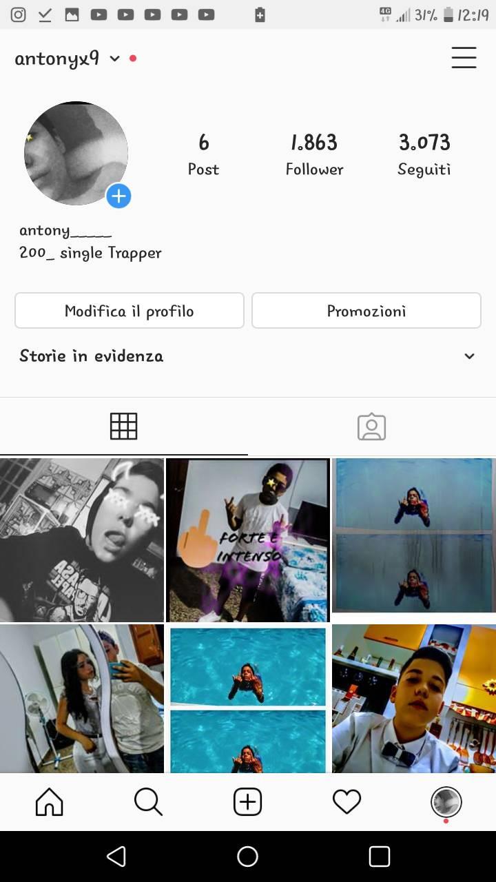 Instagram seguitemi tutti ❤ricambio